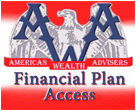 AWA Financial Plan Access