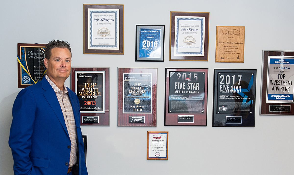 American Wealth Advisers - Our Awards